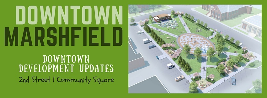 Downtown Marshfield Development Updates