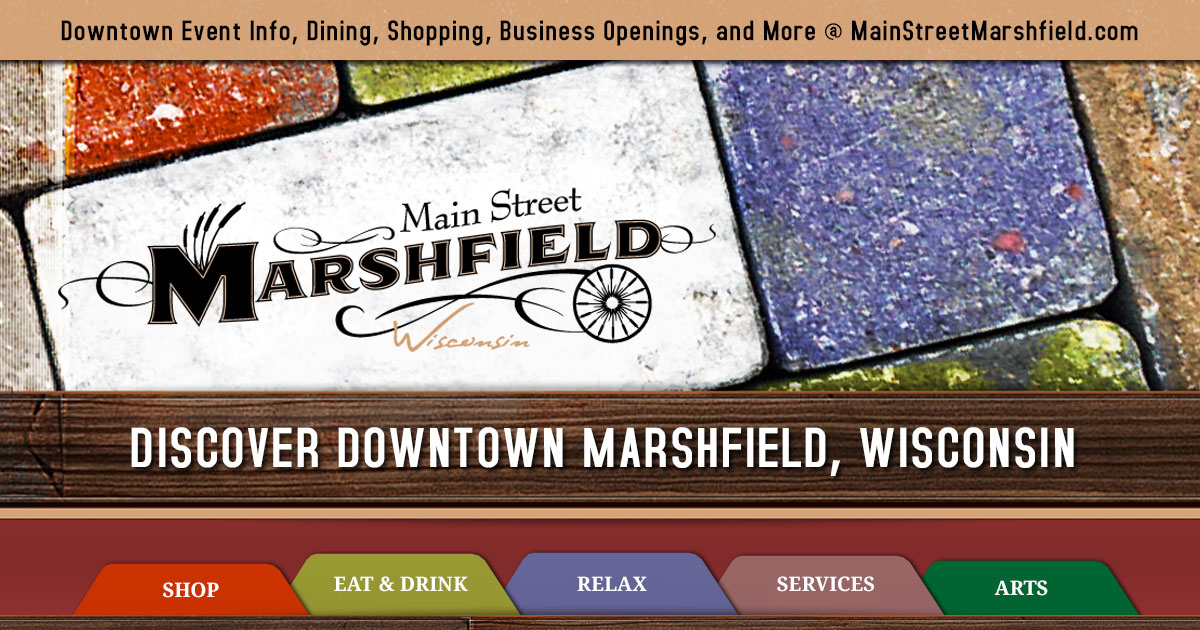 Business Directory Main Street Marshfield